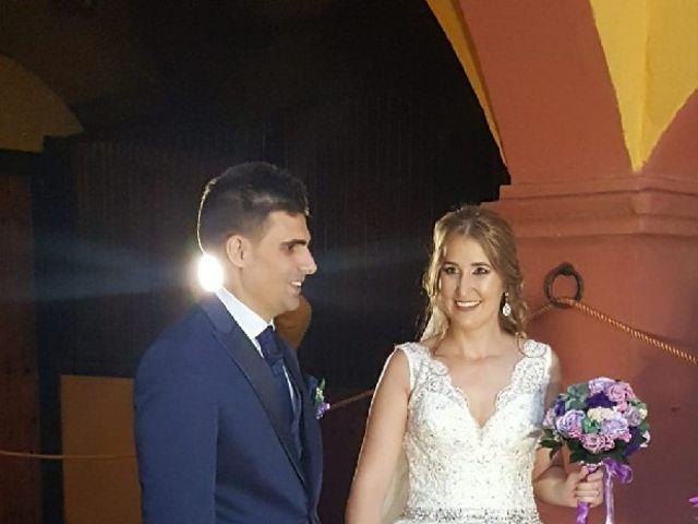 La boda de David y Maria en Santiponce, Sevilla 17