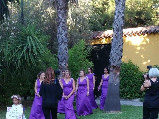 La boda de David y Maria en Santiponce, Sevilla 20