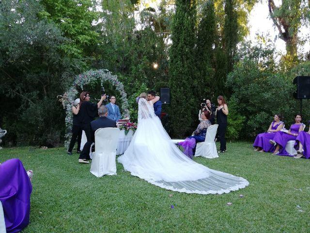 La boda de David y Maria en Santiponce, Sevilla 23