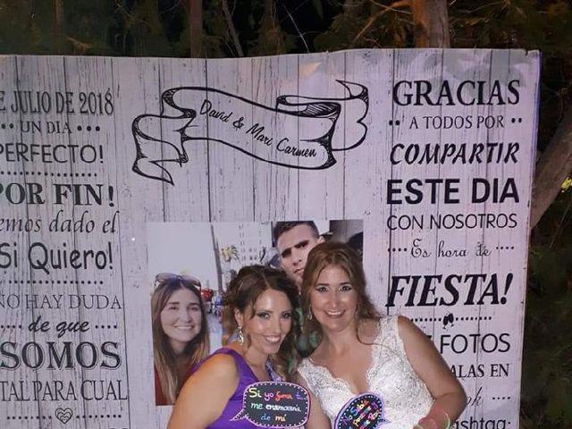 La boda de David y Maria en Santiponce, Sevilla 25