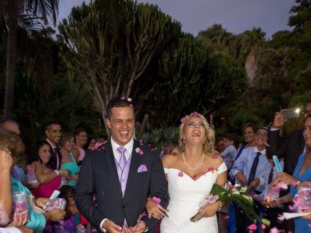 La boda de David y Bárbara en Las Palmas De Gran Canaria, Las Palmas 13