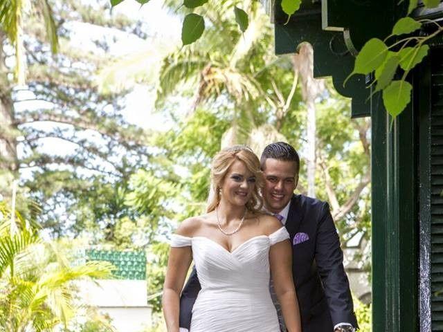 La boda de David y Bárbara en Las Palmas De Gran Canaria, Las Palmas 14