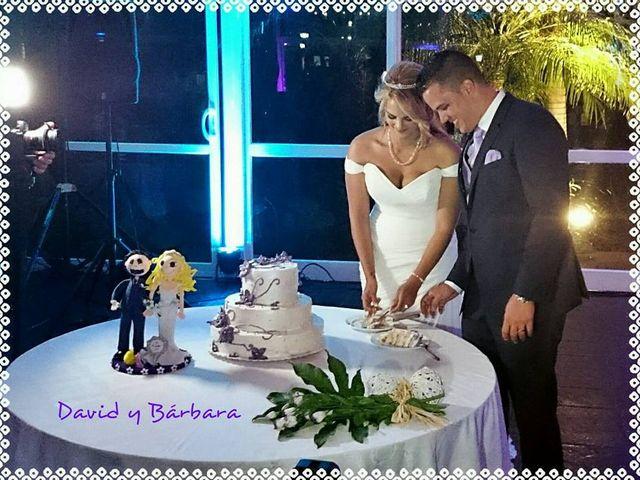 La boda de David y Bárbara en Las Palmas De Gran Canaria, Las Palmas 18