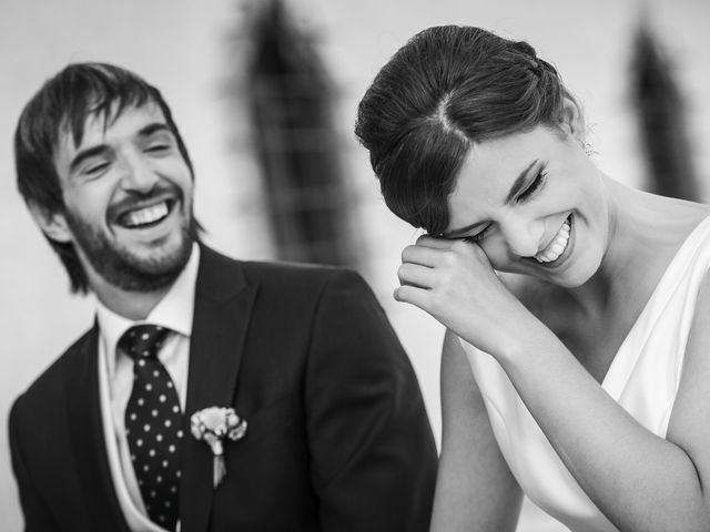 La boda de Chema y Cristina en Calamocha, Teruel 8