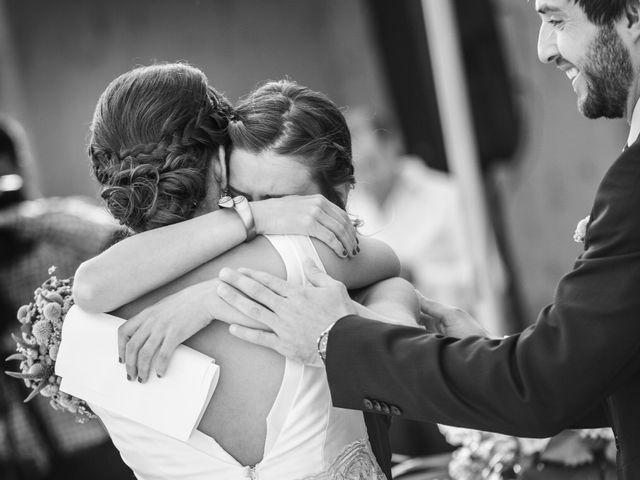 La boda de Chema y Cristina en Calamocha, Teruel 1