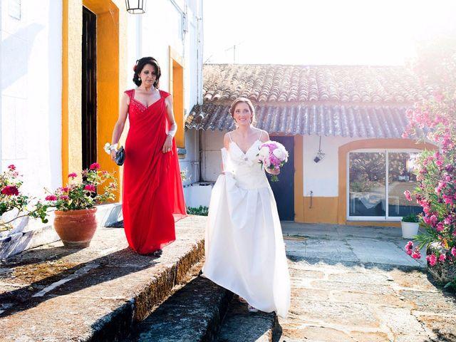La boda de Alberto y Eva en Navas Del Madroño, Cáceres 21