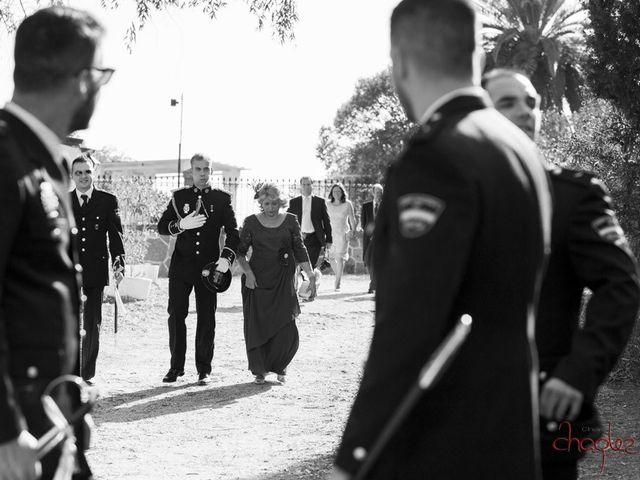 La boda de Alberto y Eva en Navas Del Madroño, Cáceres 26