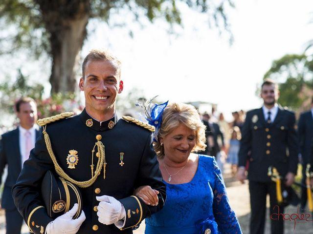 La boda de Alberto y Eva en Navas Del Madroño, Cáceres 27