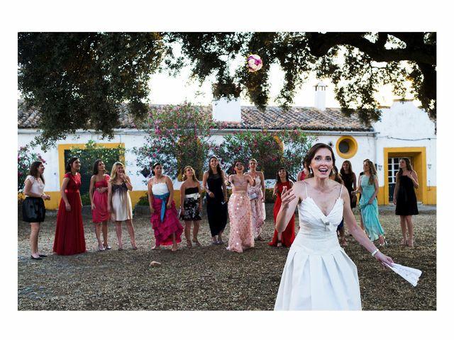 La boda de Alberto y Eva en Navas Del Madroño, Cáceres 37