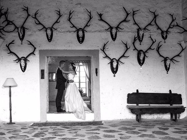 La boda de Alberto y Eva en Navas Del Madroño, Cáceres 41