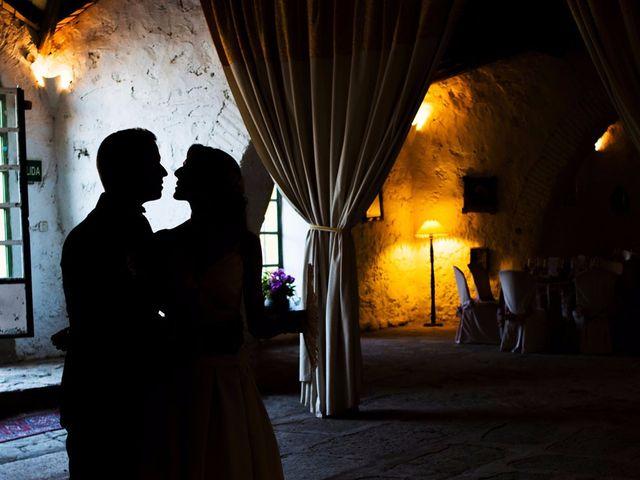 La boda de Alberto y Eva en Navas Del Madroño, Cáceres 42