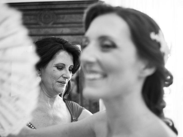 La boda de Alberto y Eva en Navas Del Madroño, Cáceres 3