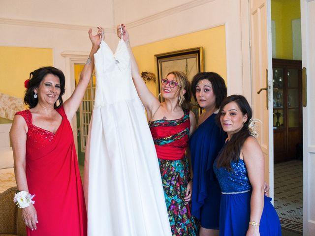 La boda de Alberto y Eva en Navas Del Madroño, Cáceres 7