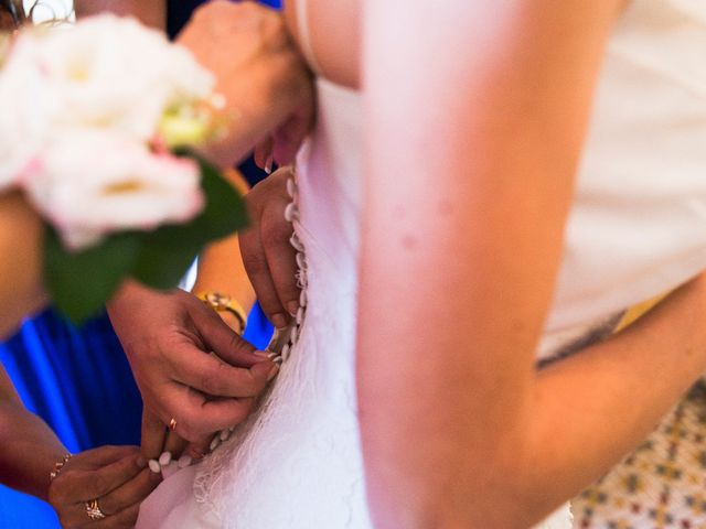 La boda de Alberto y Eva en Navas Del Madroño, Cáceres 8