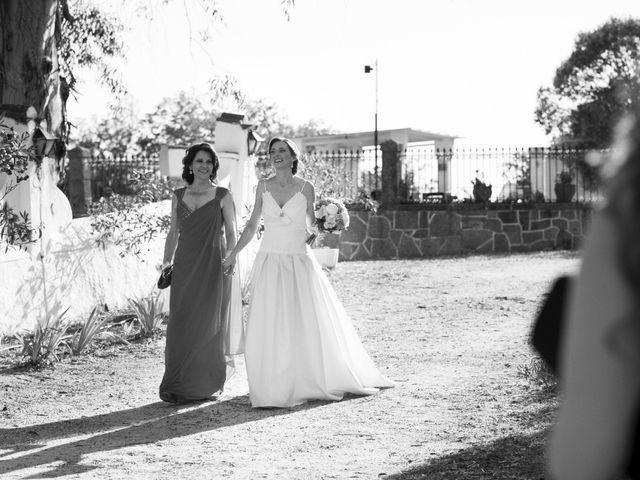 La boda de Alberto y Eva en Navas Del Madroño, Cáceres 23