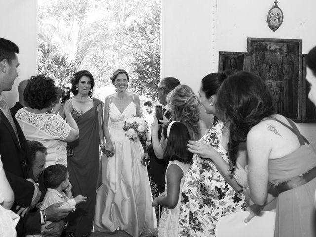La boda de Alberto y Eva en Navas Del Madroño, Cáceres 28