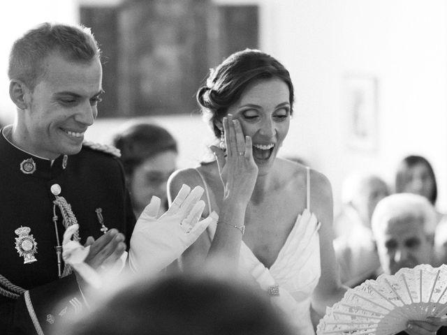 La boda de Alberto y Eva en Navas Del Madroño, Cáceres 29