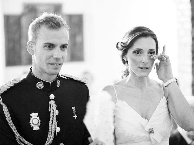 La boda de Alberto y Eva en Navas Del Madroño, Cáceres 30