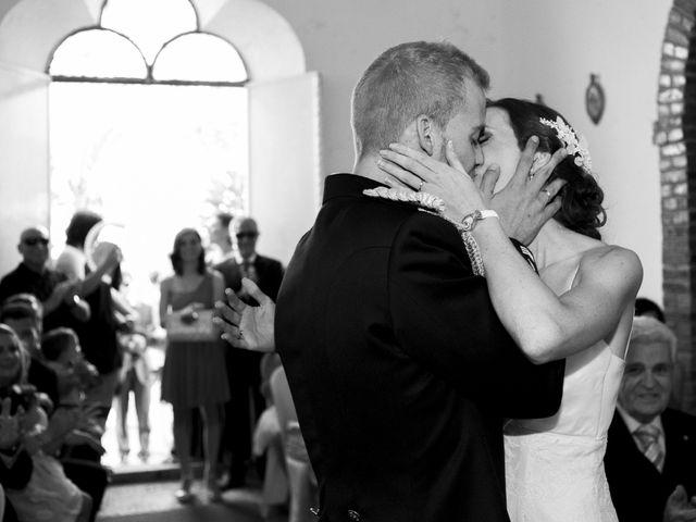 La boda de Alberto y Eva en Navas Del Madroño, Cáceres 31
