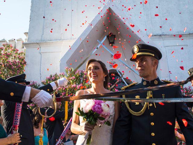 La boda de Alberto y Eva en Navas Del Madroño, Cáceres 33
