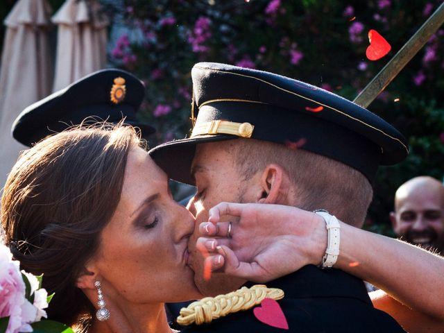 La boda de Alberto y Eva en Navas Del Madroño, Cáceres 34