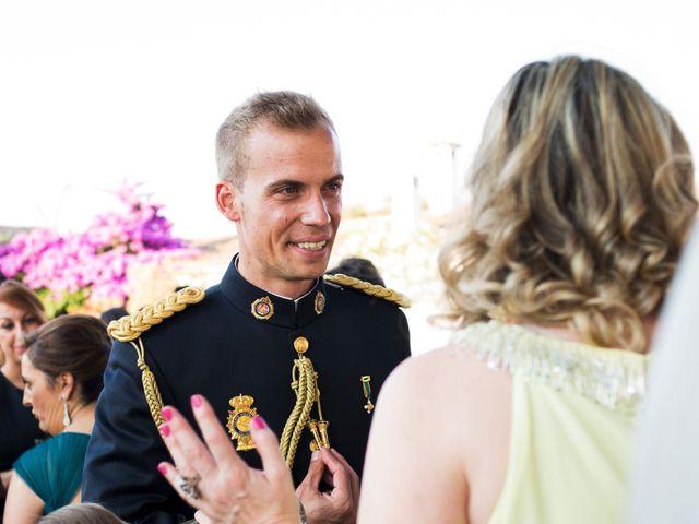 La boda de Alberto y Eva en Navas Del Madroño, Cáceres 36