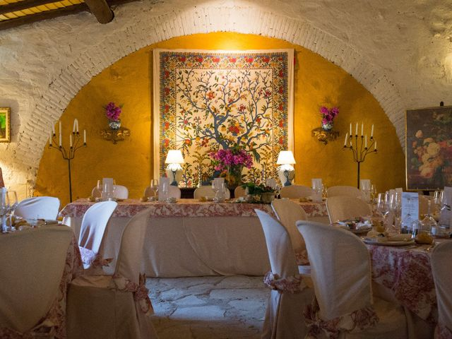 La boda de Alberto y Eva en Navas Del Madroño, Cáceres 39