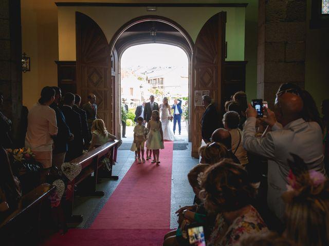 La boda de Aitor y Cristina en El Escorial, Madrid 6