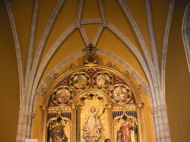 La boda de Aitor y Cristina en El Escorial, Madrid 7