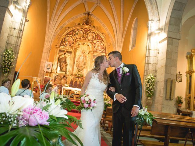 La boda de Aitor y Cristina en El Escorial, Madrid 8