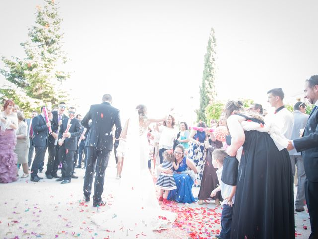 La boda de Aitor y Cristina en El Escorial, Madrid 9