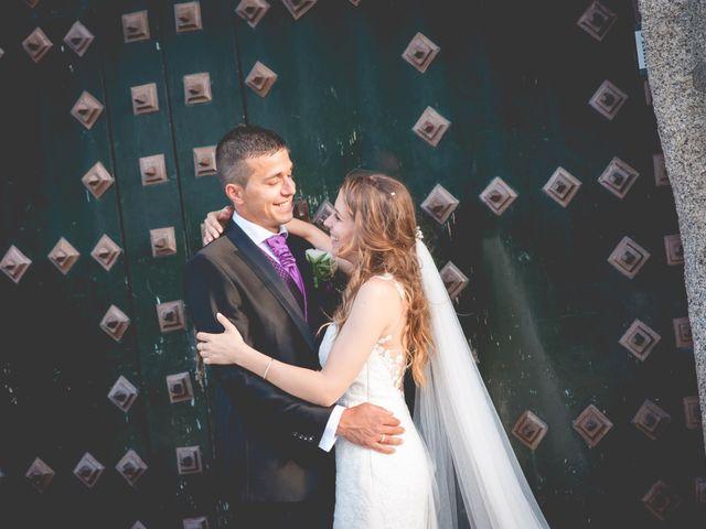 La boda de Aitor y Cristina en El Escorial, Madrid 12