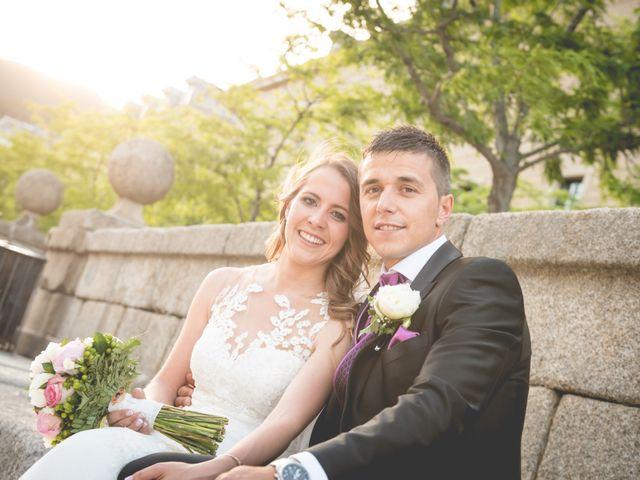 La boda de Aitor y Cristina en El Escorial, Madrid 13