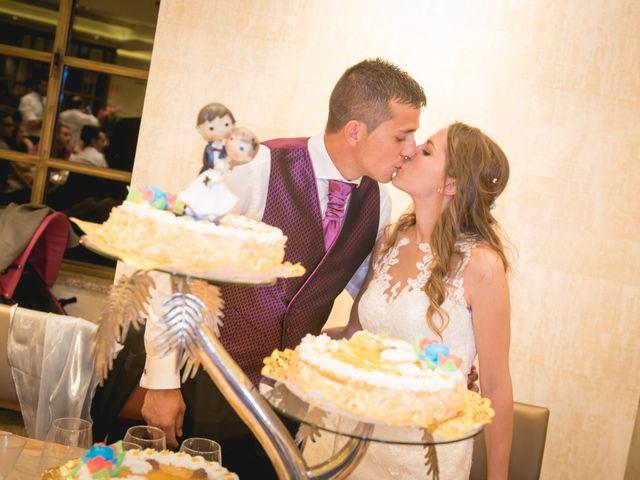 La boda de Aitor y Cristina en El Escorial, Madrid 18