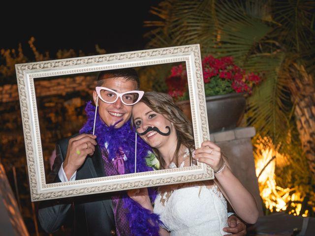 La boda de Aitor y Cristina en El Escorial, Madrid 20