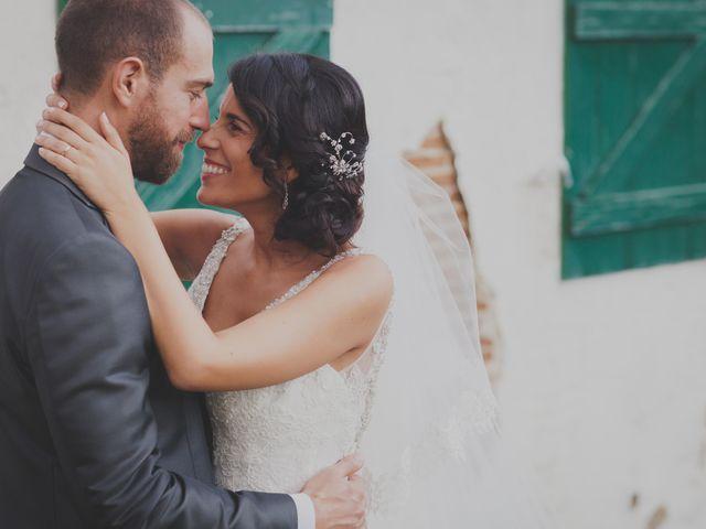La boda de Eva y Cristian