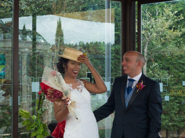 La boda de Nacho y Joha en Burgos, Burgos 10