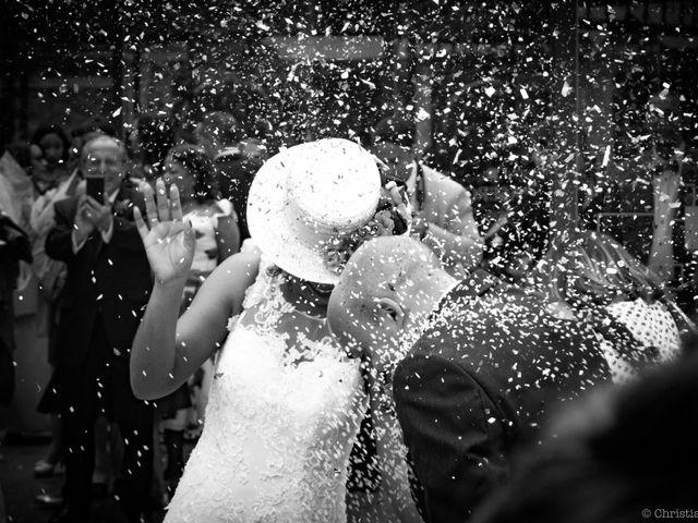 La boda de Nacho y Joha en Burgos, Burgos 1