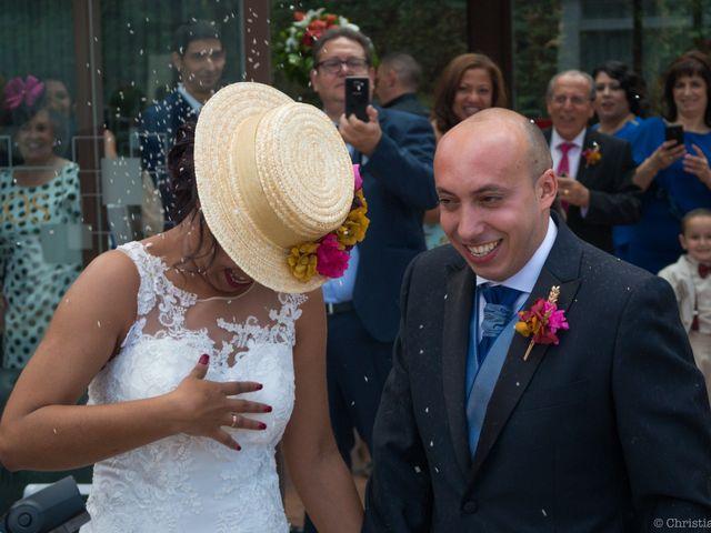 La boda de Nacho y Joha en Burgos, Burgos 12