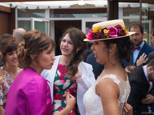 La boda de Nacho y Joha en Burgos, Burgos 17