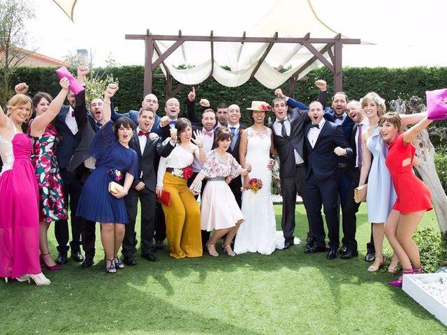 La boda de Nacho y Joha en Burgos, Burgos 18