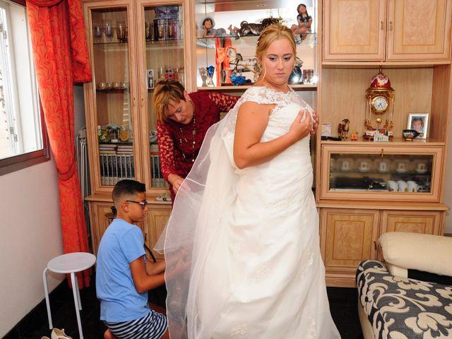 La boda de Yeray y Yurena en Tamaraceite, Las Palmas 5