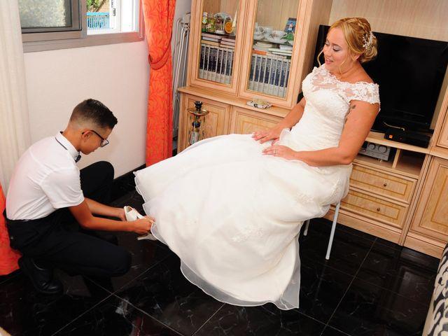 La boda de Yeray y Yurena en Tamaraceite, Las Palmas 14