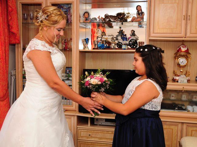 La boda de Yeray y Yurena en Tamaraceite, Las Palmas 15