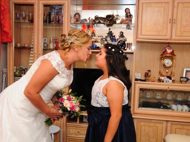 La boda de Yeray y Yurena en Tamaraceite, Las Palmas 16