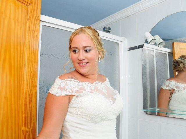 La boda de Yeray y Yurena en Tamaraceite, Las Palmas 24