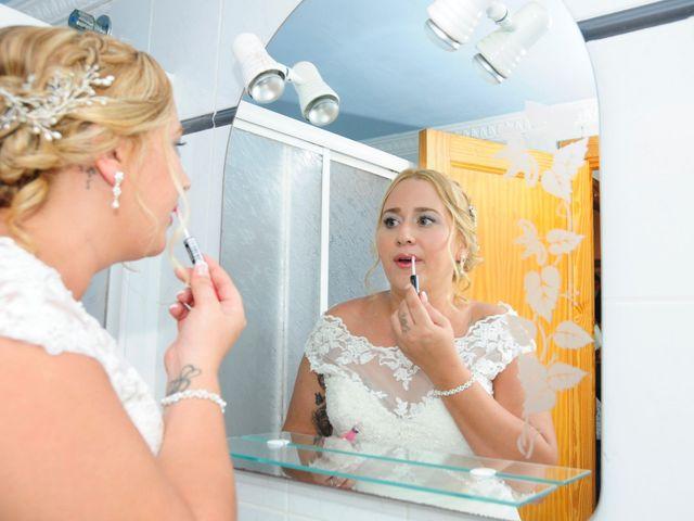 La boda de Yeray y Yurena en Tamaraceite, Las Palmas 25