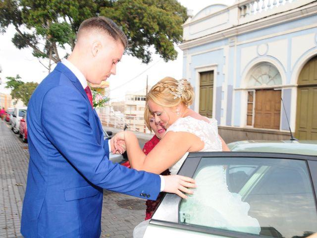 La boda de Yeray y Yurena en Tamaraceite, Las Palmas 29