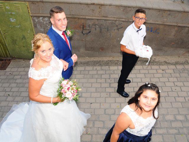 La boda de Yeray y Yurena en Tamaraceite, Las Palmas 30