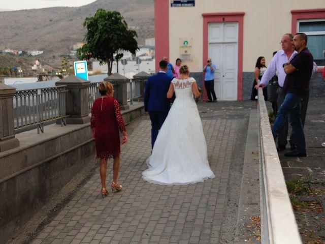 La boda de Yeray y Yurena en Tamaraceite, Las Palmas 31